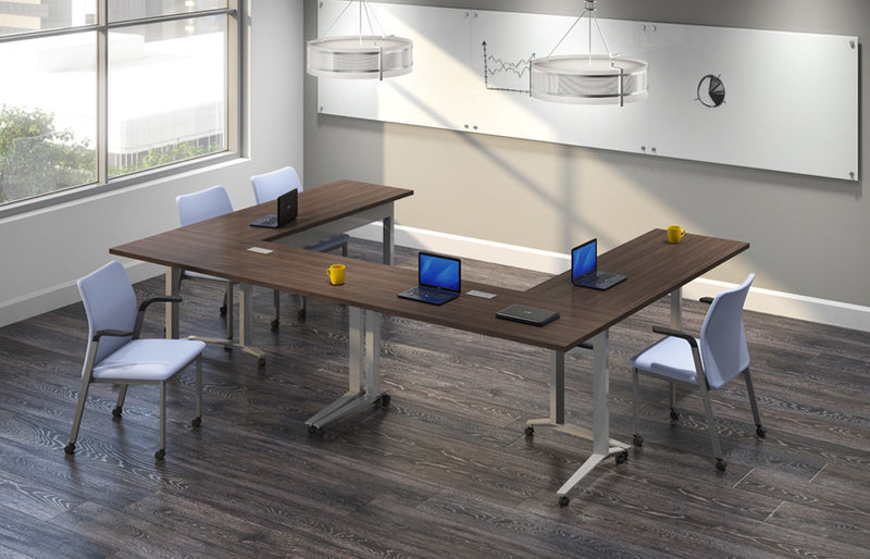 Indiana Furniture Tri-One Series Training Table