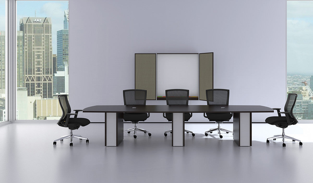 Cherryman Verde Series Conference Table - Series a conference table