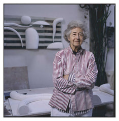 Ruth Duckworth, modernist ceramic sculptor