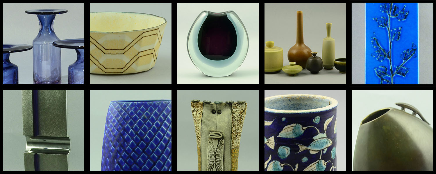 Freeforms May 2018 new additions - vintage ceramic and glass art and decor