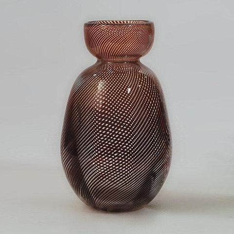 """Slipgraal"" glass vase by Edward Hald for Orrefors"