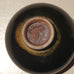 Berndt Friberg for Gustavsberg, Unique miniature bowl with brown glaze D6090