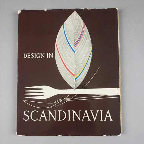 Design in Scandinavia: an exhibition of objects for the home