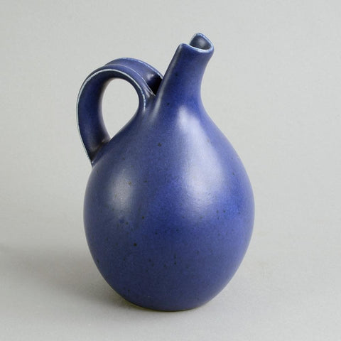 Stoneware jug by Eva Staehr Nielsen for Saxbo