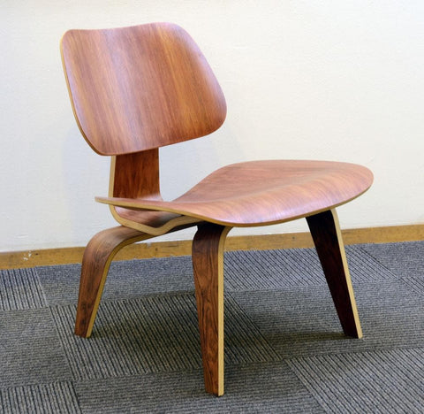 LCW chair by Charles and Ray Eames