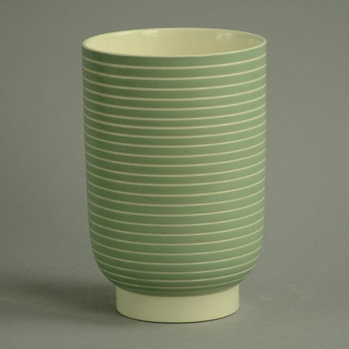 Porcelain vase by Keith Murray N8879