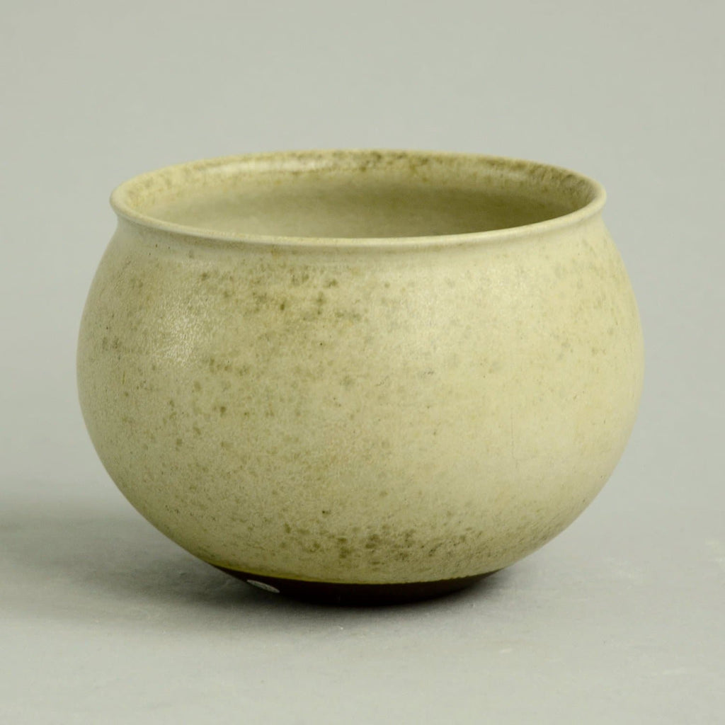 Stoneware bowl by Liisa Hallamaa for Arabia
