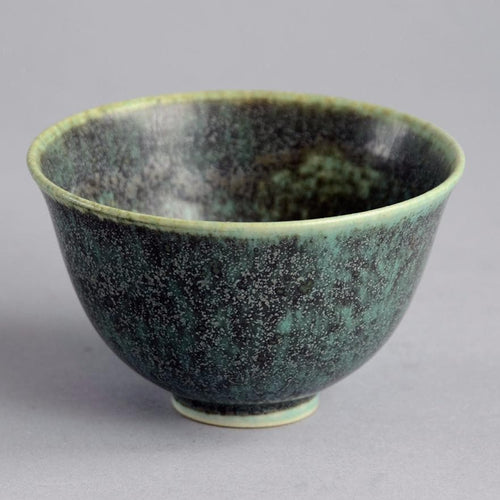 Tea Bowl by Eva Staehr Nielsen for Saxbo B3524