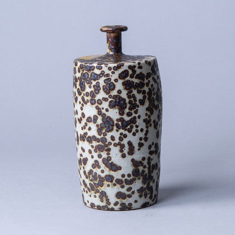 "Glass ""Huntu"" vase by Gunnel Nyman for Nuutäjarvi-Nottsjö"