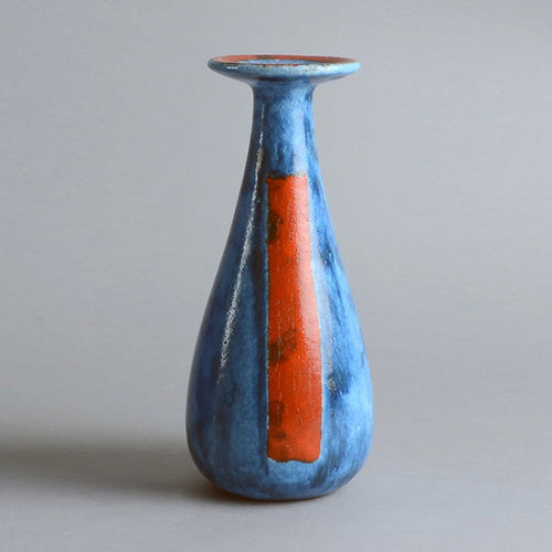 Unique earthenware vase by Guido Gambone A1112