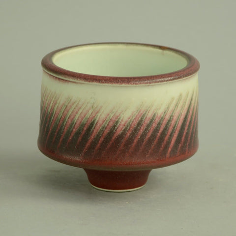 Tea bowl by Karl Scheid