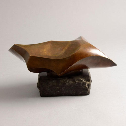 Martin Abbe bronze sculpture for sale