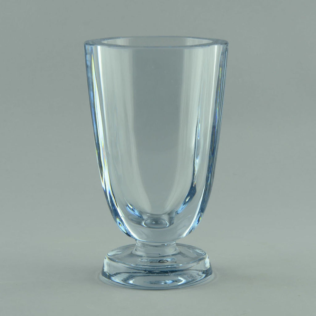 Asta Stromberg for Strombergshyttan clear glass vase