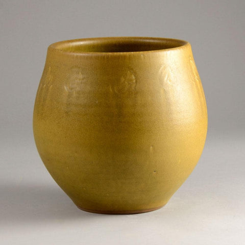 Yngwe Blixt ceramic vase for sale
