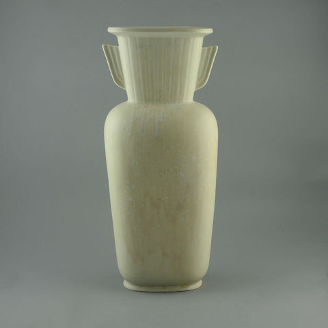 Gunnar Nylund for Rorstrand, very large art deco vase with white glaze D6047