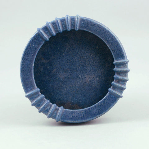 Arne Bang, ribbed bowl for sale, art pottery