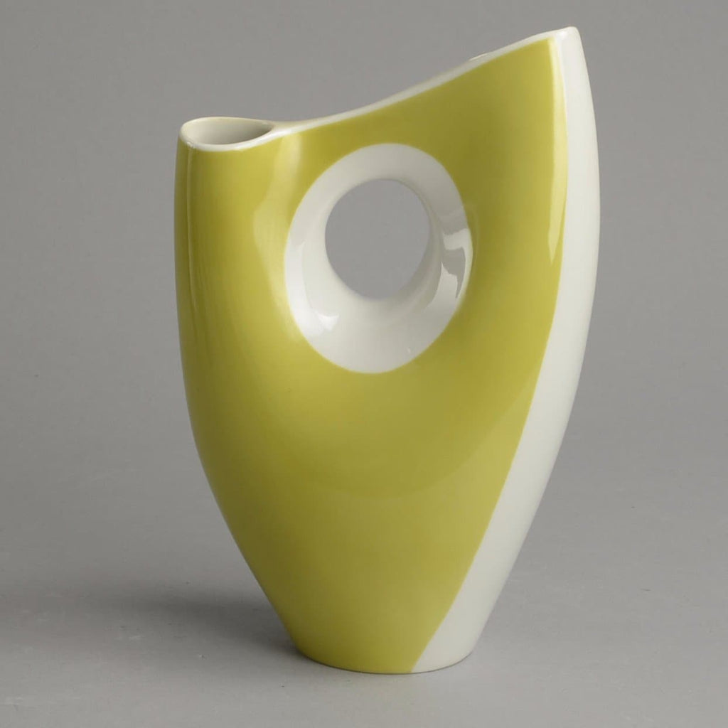 Sculptural vase by Beate Kuhn for Rosenthal