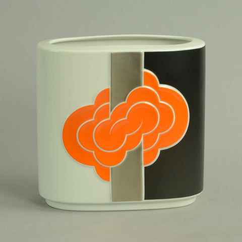 Vase by Natalie Sapone for Rosenthal