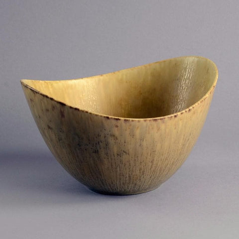 Ovoid Bowl by Gunnar Nylund for Rorstrand AXH