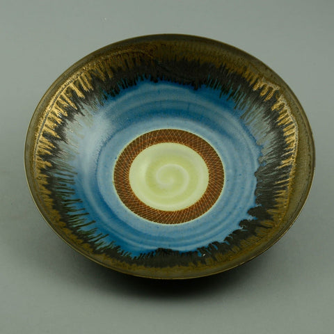 Peter Wills bowl for sale art pottery