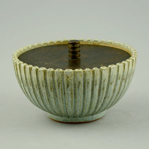 Arne Bang LIdded bowl for sale