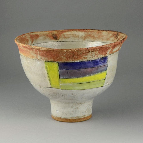 Robin Welch art pottery vase for sale