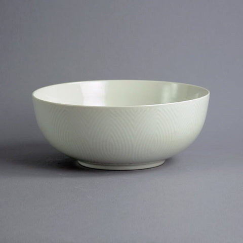 Porcelain bowl by Axel Salto for Royal Copenhagen