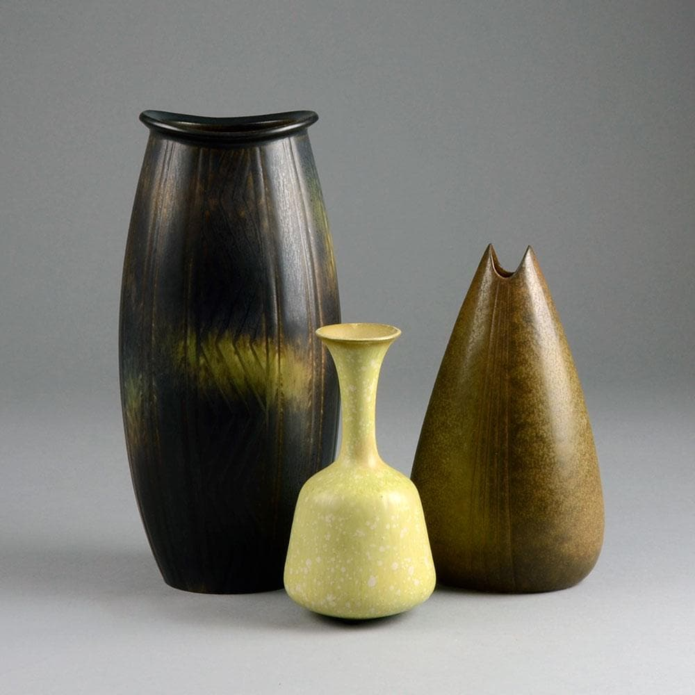 Gunnar Nylund rorstrand vases for sale