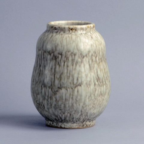 Gray vase by Bing & Grondahl B3609