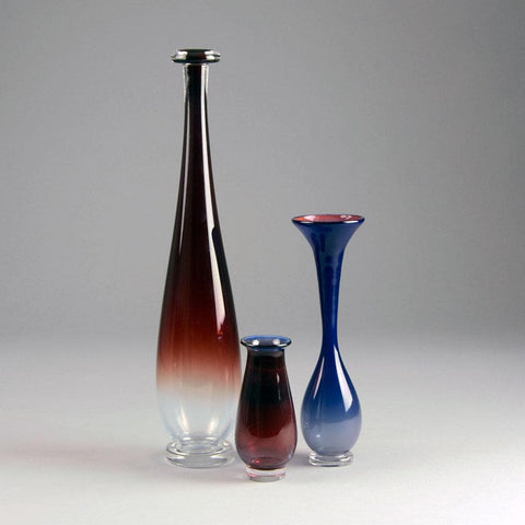 Nils Landberg Expo vases for sale Orrefors