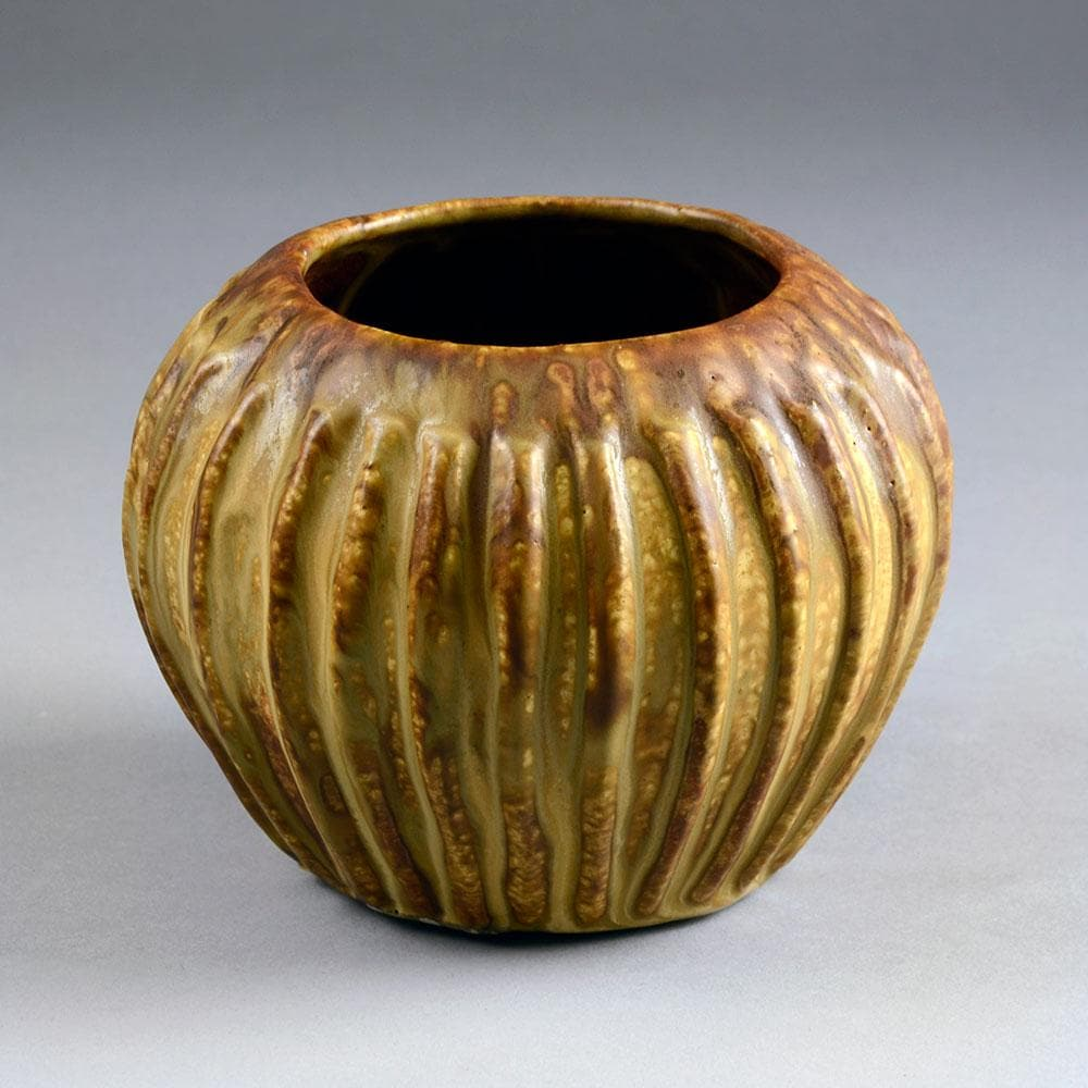 Stoneware vase by Bode Willumsen N2377