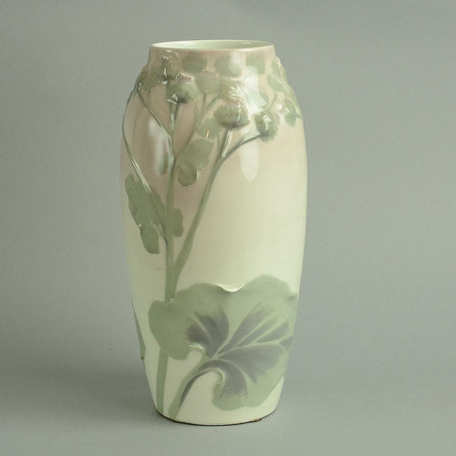 Porcelain vase by Rorstrand