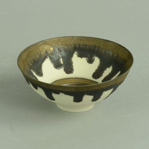 Porcelain bowl by Peter Wills C5298