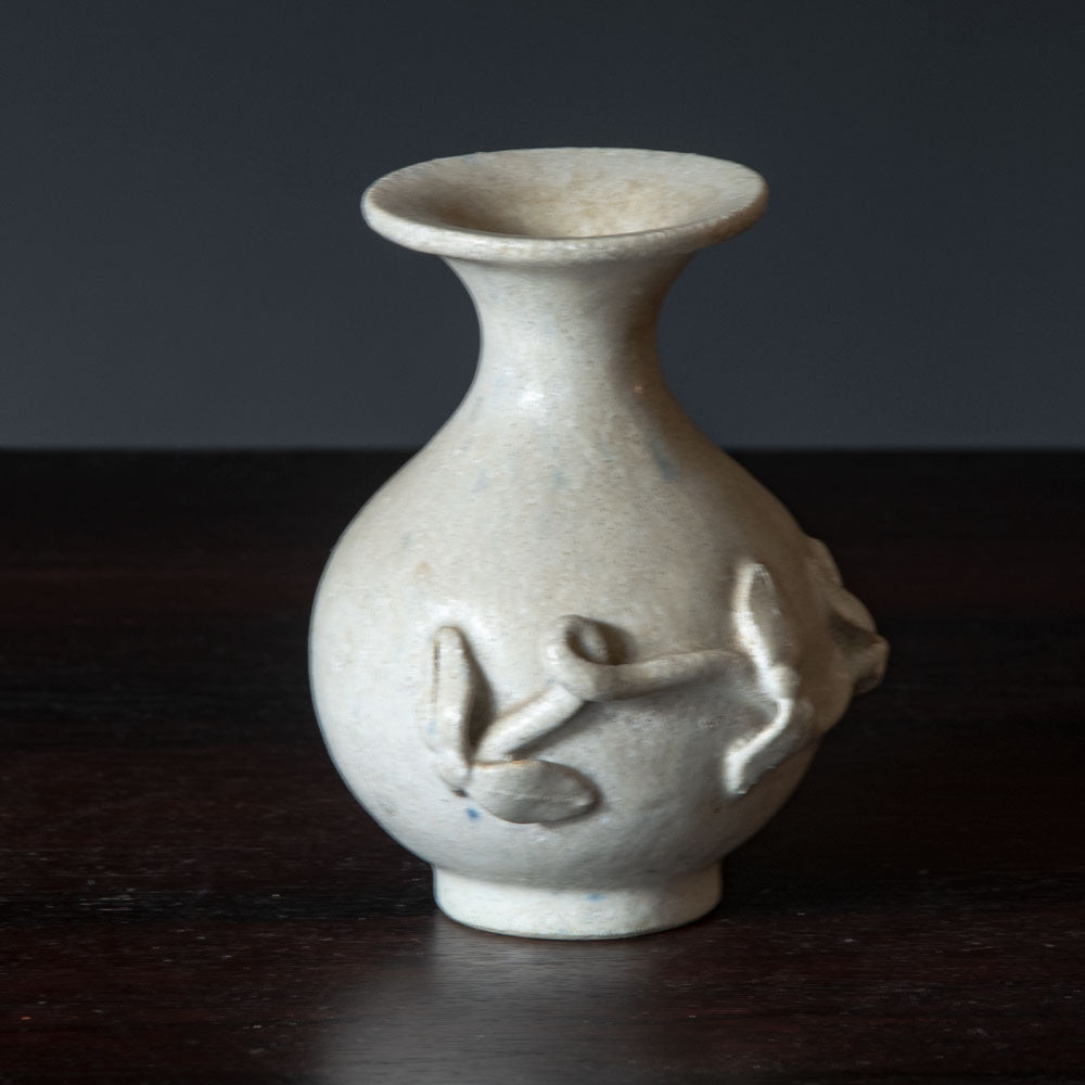 Porcelain vase by Hans Theo Baumann for Rosenthal