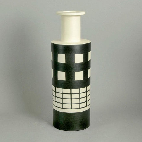 """Memphis"" bottle vase by Ettore Sottsass C5087"
