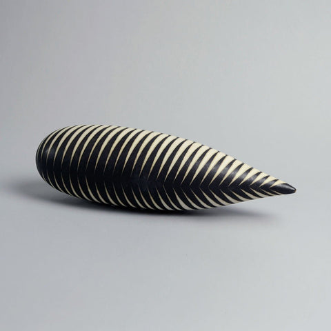 Stoneware sculpture by Inke Lerch