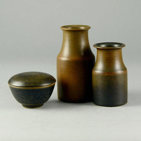 Tobo art pottery for sale Triller