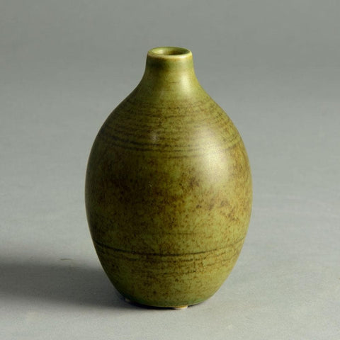 Unique stoneware vase by Erich and Ingrid Triller for Tobo N6848