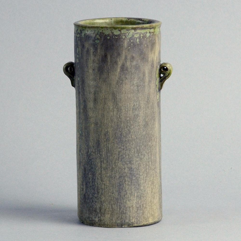 Stoneware vase by Arne Bang for Holmegaard
