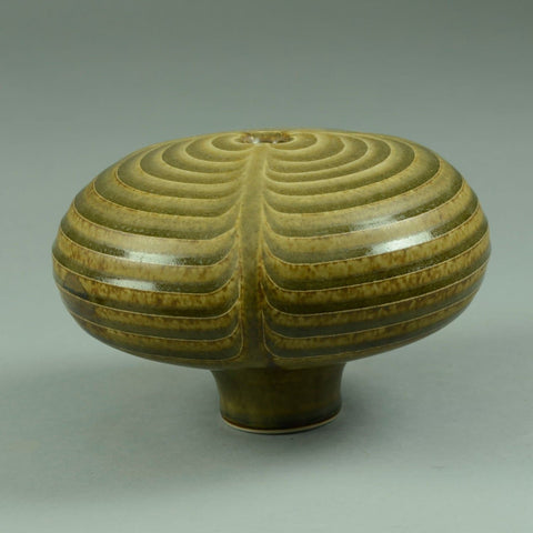 Sculptural vessel by Karl Scheid C5362