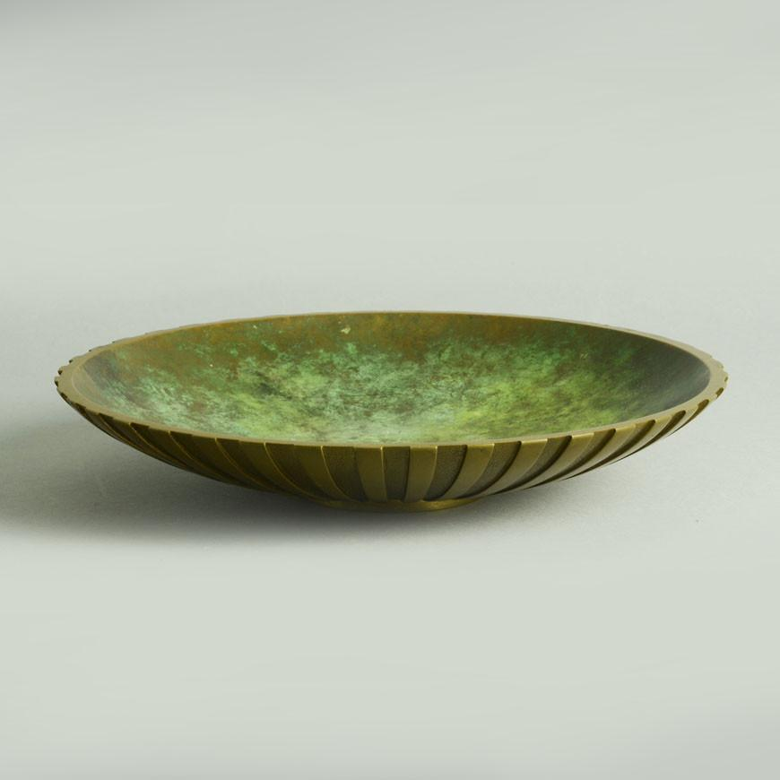 Bronze bowl by Tinos