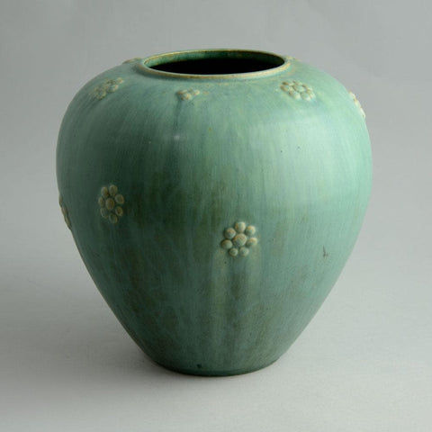 Arne Bang large ceramic vase for sale