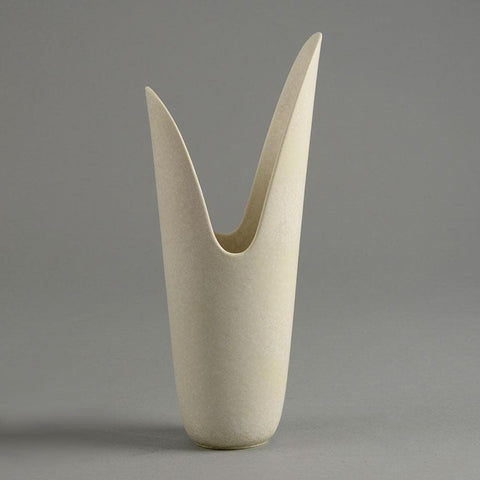 Gunnar Nylund for Rorstrand vase with white glaze D6340