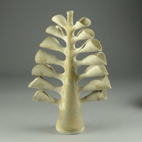 Mary White ceramic tree shaped sculpture