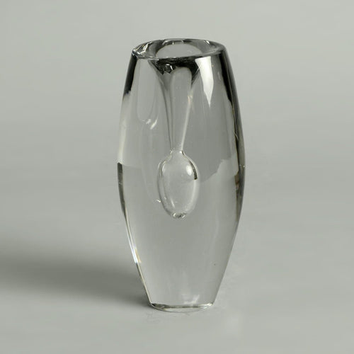 "Glass ""Tokio"" vase by Tapio Wirkkala for Iittala"