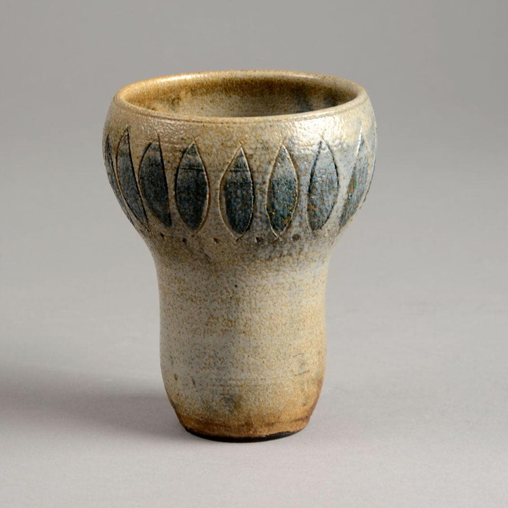 Anders Bruno Liljefors vase for Gustavsberg for sale