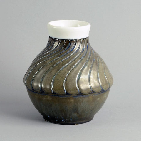 Vase by Lotte Lindahl for Bing and Grøndahl