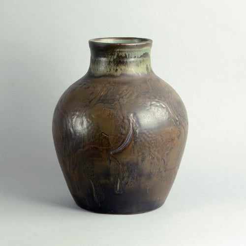 Very large vase by Ebbe Sadolin for Bing and Grondahl