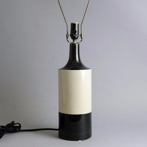 Stoneware lamp by Gunvor Olin Gronquist for Arabia