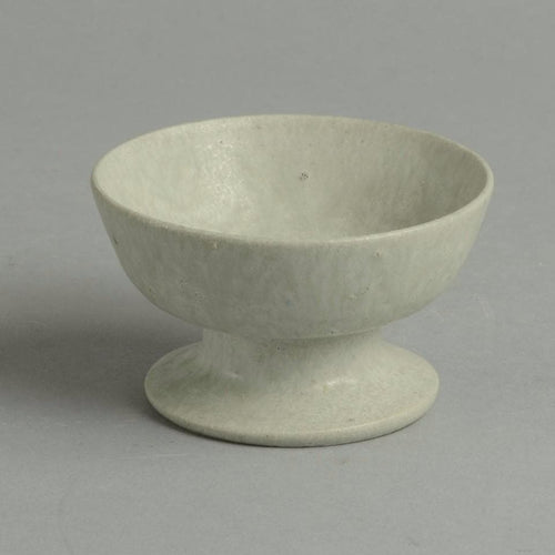 Stoneware candle holder by Arne Bang